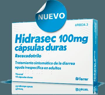 Medicamento para diarrea infecciosa y no infecciosa